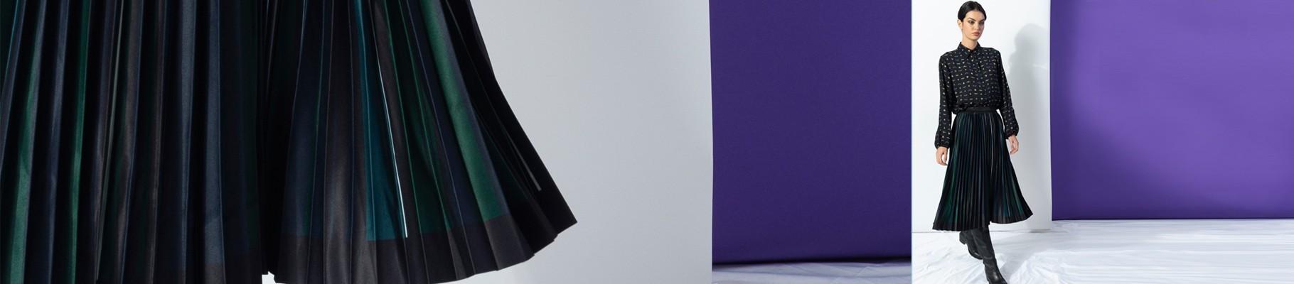 Faldas Estampadas de Mujer – Colección Invierno ANONYME